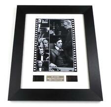 THE GODFATHER Film Cell MARLON BRANDO Rare Movie Memorabilia Framed MAFIA GIFTS