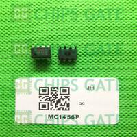 4PCS MC1456P Encapsulation:DIP,INTERNALLY COMPENSATED, HIGH PERFORMANCE