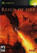 Reign of Fire Xbox New Xbox