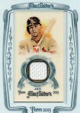 2013 Topps Allen & Ginter's Relic Frame Mini Jon Jay St. Louis Cardinals