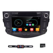 "7"" Screen Car GPS System Radio 2DIN DVD Player Navigation Stereo for TOYOTA RAV4"