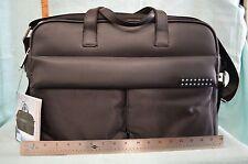 "NEW BUXTON Business PORTFOLIO Black Fits 15"" Laptop BAG Professional BRIEF Tote"