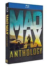 Mad Max Anthology (4 Blu-Ray Disc + DVD) - ITALIANO ORIGINALE SIGILLATO -