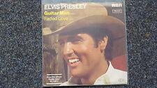 "Elvis Presley-Guitar Man/Faded Love 7"" single GERMANY"