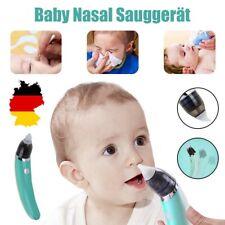 Neu Elektrischer Nasensauger Baby Nase Snot Reiniger Schleim Aspirator