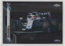 2020 Topps Chrome Formula 1 F1 Cars George Russell #39 Rookie