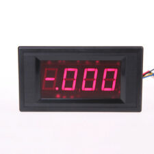 1pcs  DC 2V 3 1/2 Red LED Digital Volt Panel Meter DC 2V
