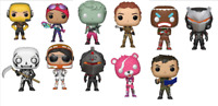 FORTNITE S1 & S2 SKINS POP VINYL FIGURE - 21 TO CHOOSE FROM - FUNKO NO FAKES