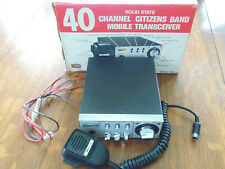 Solid State 40 Channel Cb Radio Mobile Transceiver Kmart