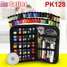128pcs Portable Sewing Kit Home Travel Emergency Professional Sewing Set