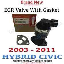 Genuine OEM Honda Civic Hybrid EGR Valve Kit 2006-2011 (18011-PWA-050)