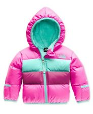 The North Face Baby Girls Moondoggy 2.0 Down Jacket Size 3 to 6 Months