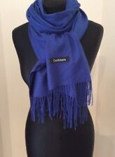 27f017cb9 100% Cashmere Scarf Blue Scarves & Shawls for Women for sale | eBay
