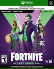 Fortnite: The Last Laugh Bundle (Code in Box) (Microsoft Xbox Series X, 2020)