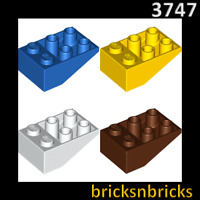 LEGO 3747 Slope Inverted 33 3 x 2Various Colours