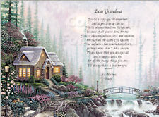 You've a Very Special Grandma..Sentimental Matted Print Gift 11 x 14 1170
