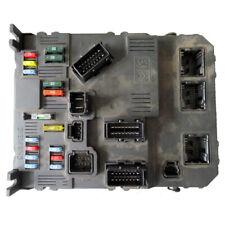 Fuse Box 9657999680 BSI E01-00 HG S118085320F Peugeot Citroen