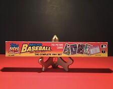 BASEBALL MICRO 1991 CARDS