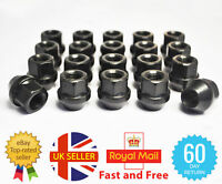 20 x Ford M12 x 1.5, 19mm Hex Open Alloy/Steel Wheel Nuts