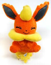 Banpresto Pokemon Relaxation Time Series 6'' Cute Stuffed Plush~ Flareon BP36597