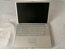 Apple PowerBook G4 38,6 cm (15,2 Zoll) Laptop - M8362D/A (2001)