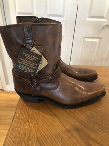 Harley Davidson Zipper Harness Boots! 9D! Cool! Make An Offer!