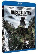 Blu Ray BACKCOUNTRY (2014) - Adam MacDonald ......NUOVO