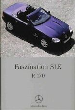 MERCEDES FASZINATION SLK R170 (GERMAN TEXT)
