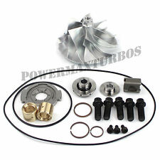 05-07 Powerstroke 6.0L GT3782VA Turbo Billet Compressor Wheel Repair Rebuild Kit