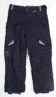 Rip Curl Mens Black Trousers Size L/L30