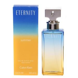 Calvin Klein Eternity Summer 2017 100ml Eau De Parfum