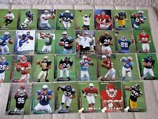 1997 Donruss NFL Football Complete #196-225 ROOKIE RC 30 card Subset Gonzalez +