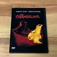 The Changeling (DVD, 1980) Peter Medak Horror