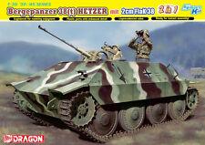 Dragon 1:35 Bergepanzer 38(t) Hetzer mit 2cm FlaK 38 2 in 1 Plastic Kit #6399