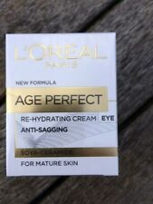 L'Oreal Age Perfect eye cream, new in box, anti-sagging re-hydrating 15ml