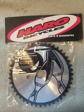Haro Bowling bmx bike SPROCKET 44T chainring silver NOS Mirra midschool 🔥rare.