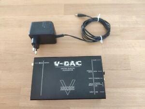 Musical Fidelity V-DAC für USB, SPDIF und Toslink