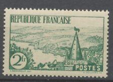 1935 FRANCE N°301 2f vert N** Cote 85 € P2146