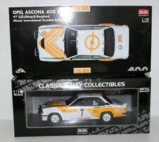 Artículos de automodelismo y aeromodelismo Opel de escala 1:18
