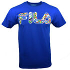 FILA Men's T-shirt - Olympics - World Flags - United States - Athletic - NWT