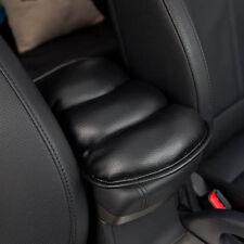 1pc Car Center Armrest Console Auto Soft waterproof PU Box Pad Cover Cap zyx