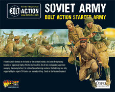Soviet 1000pt Starter Army Bolt Action Warlord Games 28mm SD