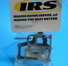 Associated 12L4 Upgrade Aluminum Pod Plate IRS1161 1/12th Irrgang RC Part