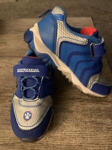 EUC Nickelodeon Paw Patrol Boys Girls Sneaker Shoes Child's Sz 10