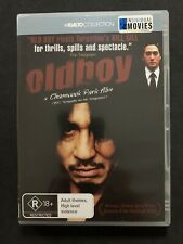 Old Boy (Dvd, 2003) Park Chan-wook Region 4