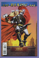 Thor #610 2010 [Heroic Age Variant] Kieron Gillen Doug Braithwaite Marvel /