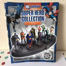 DC Comics Super Hero Collection Magazines Issue 1-12 Plus Folder