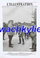 L'illustration 3770 05/06/1915 Neuville-Souchez Carency Ville-sur-Tourbe Turquie