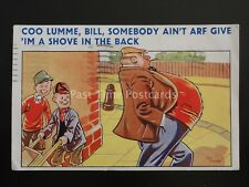 Jim Howard LARGE BLOKE Comic COO LUMME, BILL......... c1937 Regent 7132
