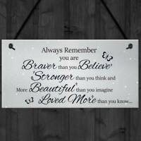 Friendship Plaques Gifts For Women Best Friend Christmas Thank You Sign New